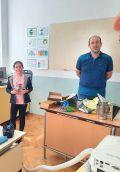 Среща с местен пчелар - 1 ОУ Никола Й. Вапцаров - Берковица