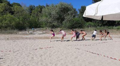 Забавления на морето за наши ученици 8