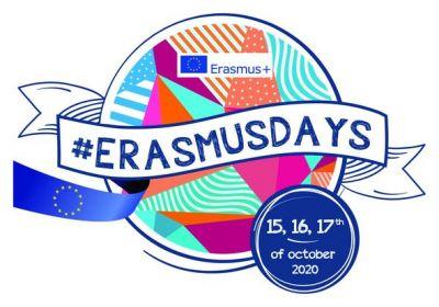 """15, 16 и 17 октомври 2020 - """"Дни на Еразъм"""" 1"""