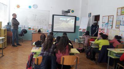 Уроци по БДП с участието на служители от РУ на МВР - Берковица 3