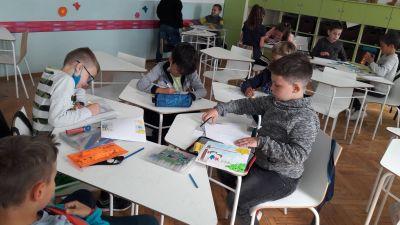Интересни инициативи за малките второкласници през първата юнска седмица 7